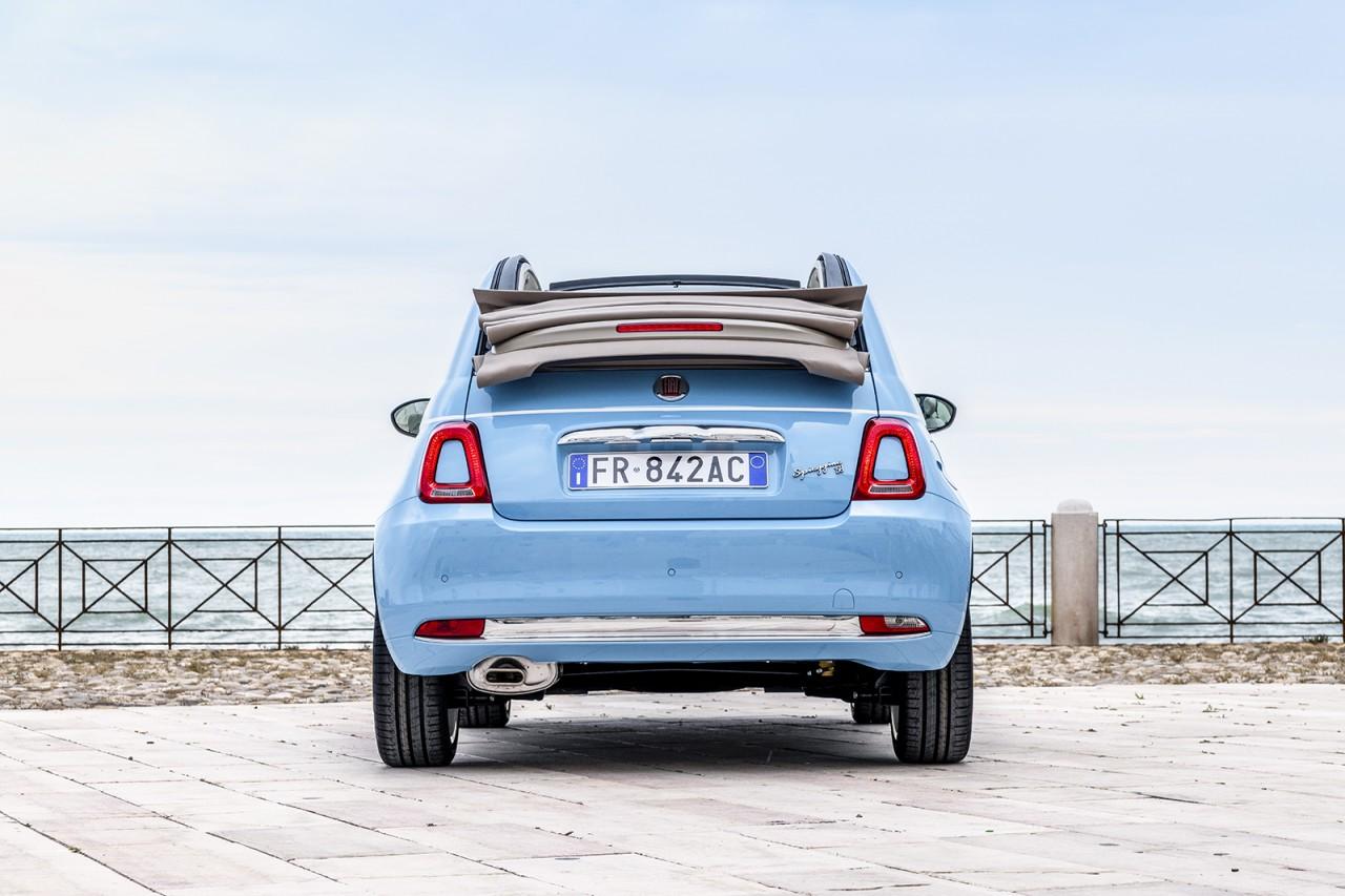 Fiat 500 spiaggina 58 et spiaggina by garage italia easyblog for Garage fiat englos horaires