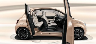 Fiat New 500 3+1 : une porte en plus